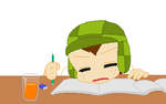 El Chavo: Too lazy to study by SuperMarcosLucky96