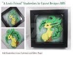 Leafeon by cgurat
