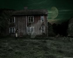 Ghost House by HAL-2oo6