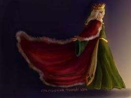 The Real Queen by Nikadonna