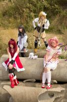 Cosplay - Puella group by Evadoll