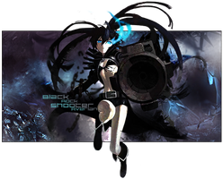 Black Rock Shooter by Averlan