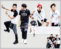 Pack PNG #114: WINNER by jimikwon2518