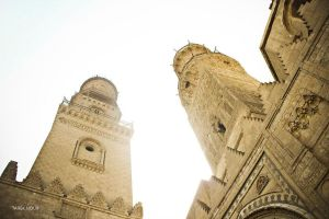 Mohamed Ali castle and hussien area by 5835178