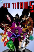 DC2 TEEN TITANS 50 by theyallfalldown