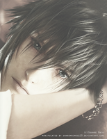 Noctis: I just want to be with you by unknownimouz15