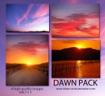 DAWN PACK by intano-stock