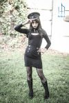 Military Goth by HelenQuila