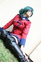 Code Geass: Nina. by m-a-g-i