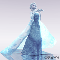 Frozen Snow Queen by wintrydrop