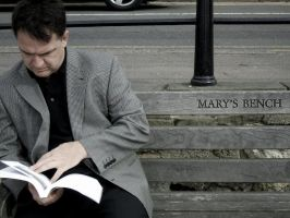 Mary's Bench by maxari4