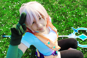 Pascal Tales of Graces cosplay - Real Amarcian by Giacchan