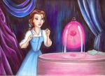 Belle in the West Wing by MissCosettePontmercy