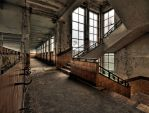 Sanatorium D. by stengchen