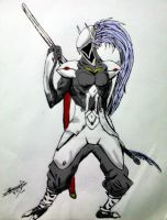 Hakumen - final version by zykhokiller