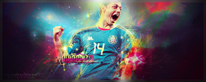 Chicarito by MattitattiArt