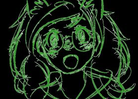 super short jade gif by SapphireChimera