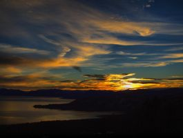 Tahoe sunset 9 by MartinGollery