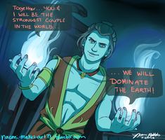 WE WILL DOMINATE THE EARTH! by naomi-makes-art73