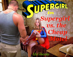 Supergirl verses The Cheap Motel COVER by McGheeny