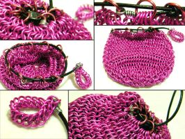 Chainmail Bag v1.1 Details by ChainedBeauty
