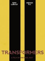 Tranformers - Poster by joaood