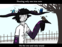:VC: One True Note by GlassFeline