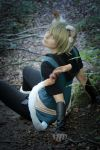 Lamento - Konoe cosplay by YamiNoShadow
