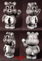 Killer Care Bear   DEAD BEAR by Undead-Art