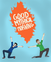 Good Mythical Morning by Javott