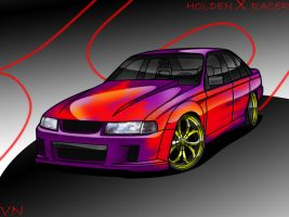 vn cross ve ss commodore toon by vnsupreme