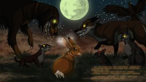 Watership Down - U Hrair by fiszike
