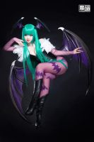Morrigan Aensland by aoandou