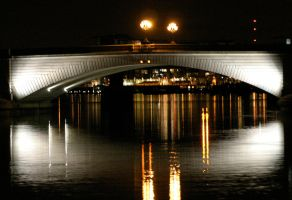 Putney Bridge by cenkini