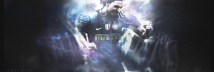 Ibrahimovic by Auron by SoccerArtist2010