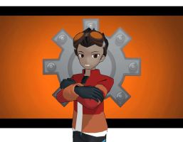 Generator Rex MMD by ultimate44