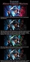 Aliens: Colonial Marines by criscracker