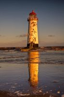 Glowing reflection by CharmingPhotography