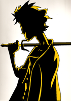 Mugen Silhouette by BoomBoomer