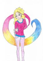Luna Lovegood by Naiad-eyes