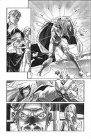 SUPERGIRL 3 p.11 Asrar by BillReinhold