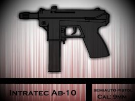 Intratec -Tec 9M-  and -AB-10- by AmericanSFR