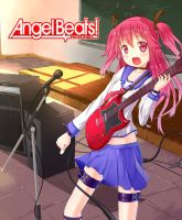 YUI- ANGEL BEATS by NeviNakuta