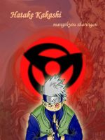 Sharingan series: Kakashi by opalcious