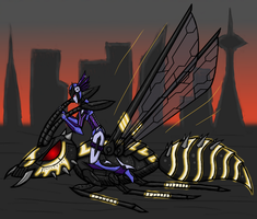 TFP - Bug Ride by Lorkain