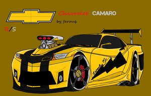 Rs Camaro by farouq28