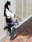 Blake Belladonna - Longing for Equality by CrystalMoonlight1