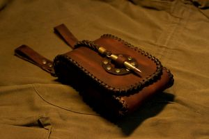 Bag for the most necessary by ereglin
