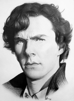 The Consulting Detective by elethoniel