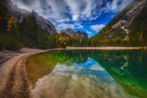 ...lago di braies III... by roblfc1892